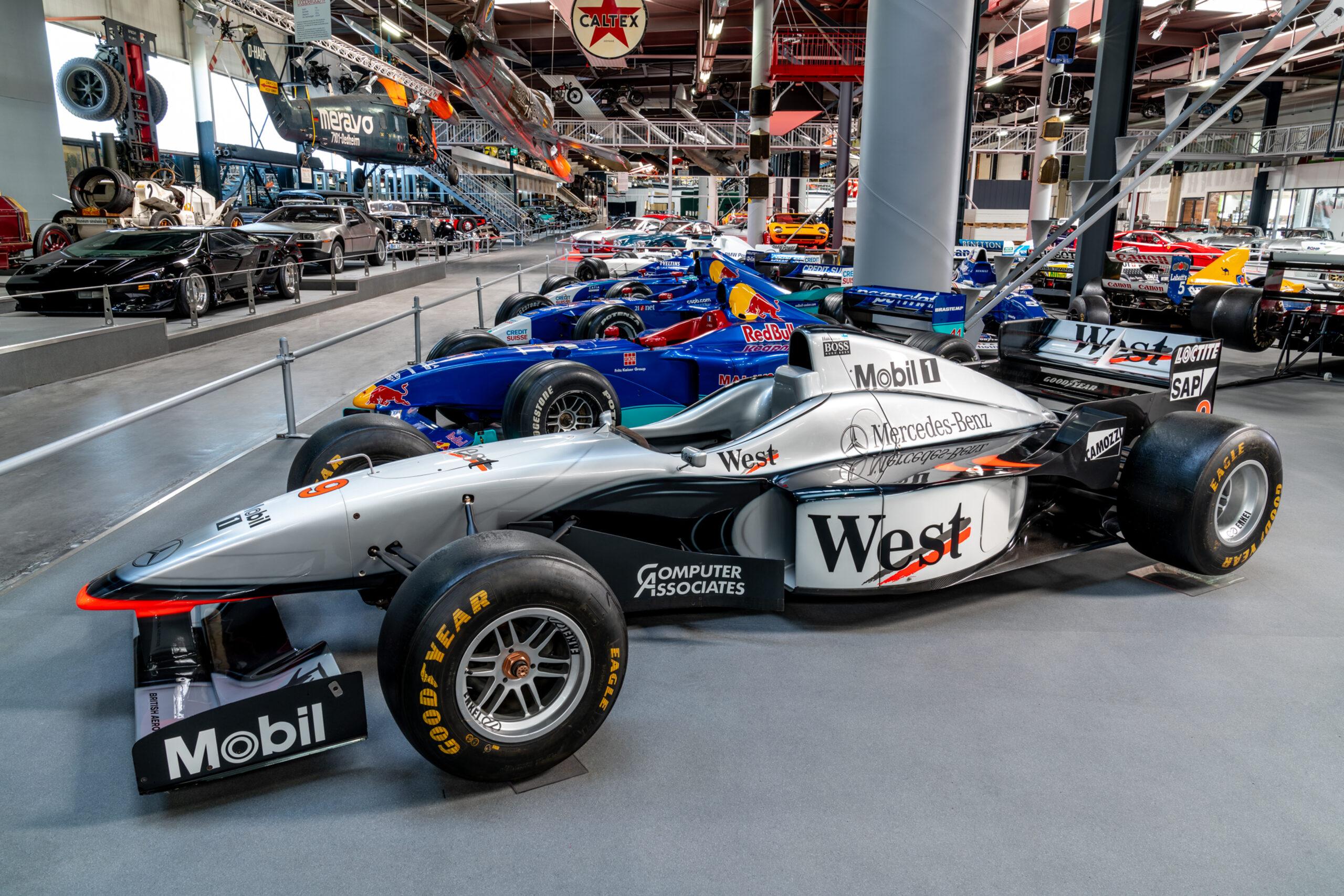 Formel-1-Ausstellung