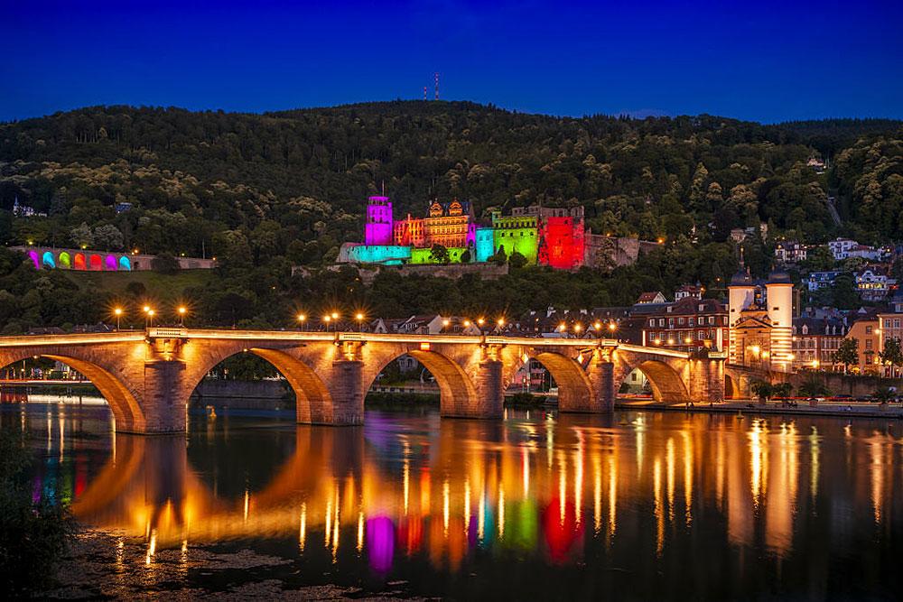 Heidelberg leuchtet