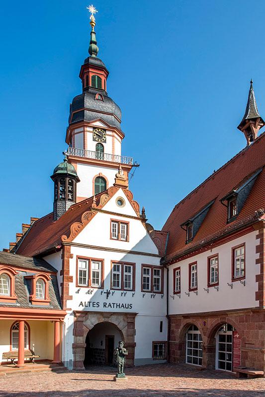 Altes Rathaus Erbach